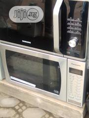 Samsung Microwave Grill and Convection Oven | Kitchen Appliances for sale in Lagos State, Victoria Island