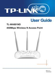 Tp Link Wireless Access Point TLWA901 Access Point. | Networking Products for sale in Lagos State, Ikeja