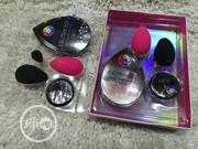 Beauty Blender With Mirror And Saop For Cleaning | Makeup for sale in Lagos State, Amuwo-Odofin
