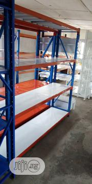Medium Duty 6 Feets Height Pallet Racks | Building Materials for sale in Lagos State, Lagos Mainland