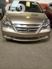 Honda Odyssey 2005 Gold | Cars for sale in Lagos State, Ikeja