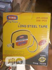 30m Long Steel Tape | Measuring & Layout Tools for sale in Lagos State, Lagos Island