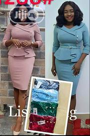 Up and Down Available in Same Colours With Belt   Clothing Accessories for sale in Lagos State, Lagos Island