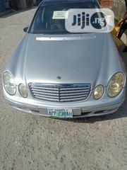 Mercedes-Benz E240 2002 Silver | Cars for sale in Lagos State, Ajah