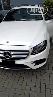 Mercedes-Benz E300 2018 White | Cars for sale in Lagos State, Lekki Phase 1