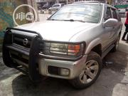Nissan Pathfinder 2002 LE AWD SUV (3.5L 6cyl 4A) Silver | Cars for sale in Lagos State, Lagos Mainland