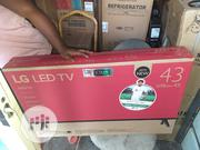 LG LED TV 43 Inches | TV & DVD Equipment for sale in Lagos State, Ipaja