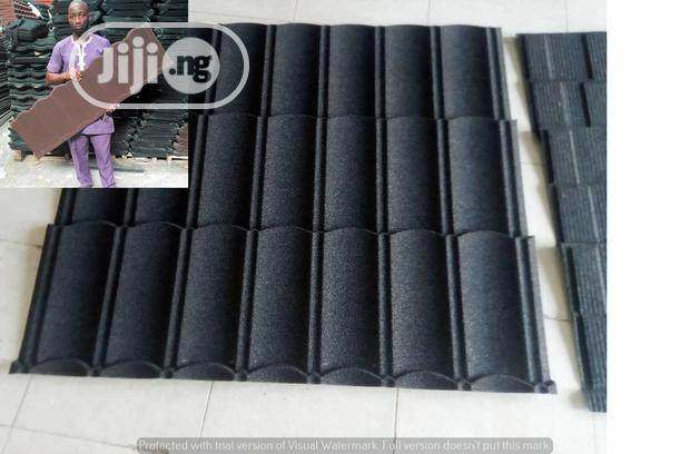 Variouus Types Of Docherich Stone Coated Roofing Sheet For Sale In
