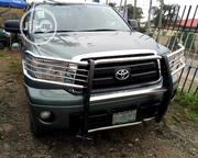 Toyota Tundra 2013 Double Cab 4x2 5.7L V8 Green | Cars for sale in Lagos State, Isolo