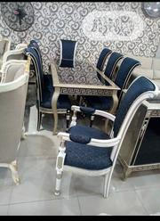 8 Seater Versace Designers Dining Table | Furniture for sale in Lagos State, Ojo