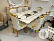 8 Seaters Marble Dining Set | Furniture for sale in Lagos State, Ojo