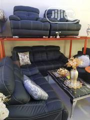 7 Seater Leather Sofa | Furniture for sale in Lagos State, Ojo