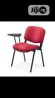 4 Leg Chair With Writing Pastor | Furniture for sale in Lagos State, Ojo