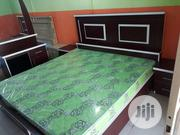 6 By 6 Bed With Dressing Mirror And Side Table   Furniture for sale in Lagos State, Ojo