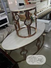 A Set of Center Table With Two Side Sto | Furniture for sale in Lagos State, Ojo