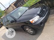 Toyota Highlander 2004 Limited V6 4x4 Black | Cars for sale in Lagos State, Gbagada