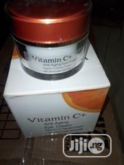 Vitaminc 2in1 Face And Eye Cream | Skin Care for sale in Lagos State, Lagos Mainland