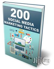 200 Social Media Marketing Tactics | Books & Games for sale in Abuja (FCT) State