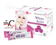 Kinohimitsu White Active 5g X 15 Sachets | Vitamins & Supplements for sale in Lagos State, Ojo