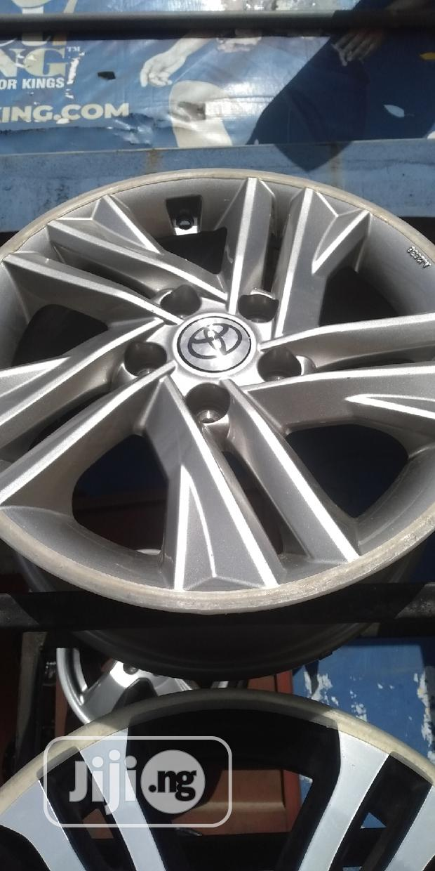 """16""""Inch Wheels For Toyota Camry"""