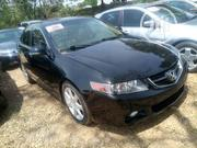 Acura TSX 2005 Automatic Black | Cars for sale in Abuja (FCT) State, Galadimawa