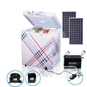 110litre Solar Powered Off Grid Deep Freezer Refrigerator | Kitchen Appliances for sale in Lagos State, Ikorodu