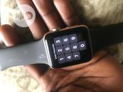 Clean Apple Iwatch Series 3 (42mm) GPS+Cellular | Smart Watches & Trackers for sale in Oyo State, Ido