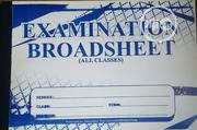 Examination Broadsheet For Sale | Stationery for sale in Lagos State, Ifako-Ijaiye
