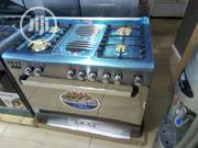 AKAI GAS COOKER ( 4gas / 2electric Burner ) | Kitchen Appliances for sale in Lagos State, Lekki Phase 1
