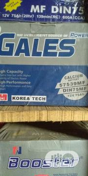 Gales Battery | Vehicle Parts & Accessories for sale in Lagos State, Mushin