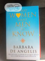 What Woman Wants Men To Know | Books & Games for sale in Lagos State