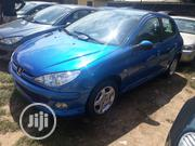 Peugeot 206 2005 Blue | Cars for sale in Kaduna State, Kaduna South