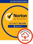 Norton Security Deluxe 5 Users | Software for sale in Ikeja, Lagos State, Nigeria