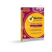 Norton Security Deluxe 1+1 | Software for sale in Lagos State, Ikeja