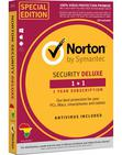 Norton Security Deluxe 1+1 | Software for sale in Ikeja, Lagos State, Nigeria
