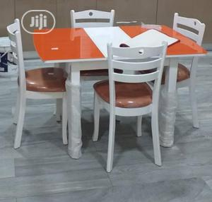 Quality Dining Table With 4 Chair's