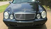 Mercedes-Benz CLK 2005 Blue | Cars for sale in Abuja (FCT) State, Garki I