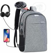 Waterproof Anti-theft Backpack With USB Port | Bags for sale in Oyo State, Ido