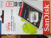Sandisk 128gb Micro SD Memory Card | Accessories & Supplies for Electronics for sale in Lagos State