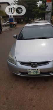 Honda Accord 2003 2.4 Automatic Silver | Cars for sale in Abuja (FCT) State, Wuse
