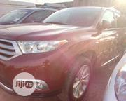 Toyota Highlander 2013 Limited 3.5l 4WD | Cars for sale in Lagos State, Isolo
