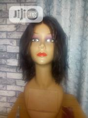 Short Human Hair With Closure | Hair Beauty for sale in Lagos State, Ojo