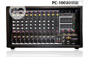Luxury Sound 10 Channel Mixer Amplifier   Audio & Music Equipment for sale in Lagos State, Ojo