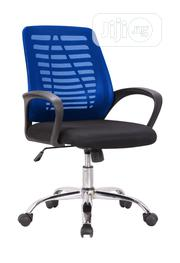 Office Swivel Chair Blue   Furniture for sale in Lagos State, Ojo