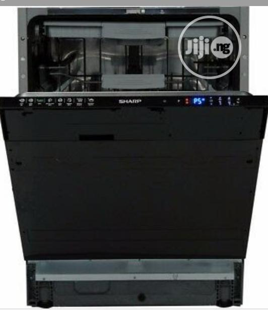 Sharp Integrated Built In Dishwasher