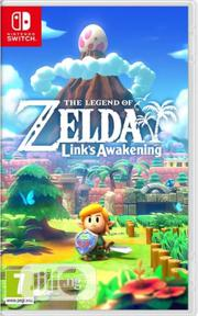 The Legend Of Zelda: Link's Awakening - Nintendo Switch | Video Games for sale in Lagos State, Surulere