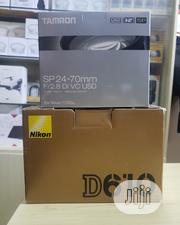 Nikon D610 Body + Tamron 24-70mm F2.8 ( Used Like New) | Photo & Video Cameras for sale in Lagos State, Gbagada