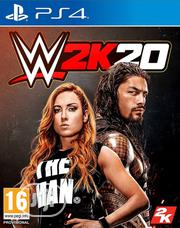 Wwe 2K20 - Ps4 | Video Game Consoles for sale in Lagos State, Surulere