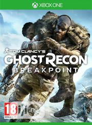 Tom Clancy'S Ghost Recon: Breakpoint - Xbox One | Video Games for sale in Lagos State, Surulere