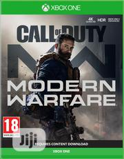 Call Of Duty: Modern Warfare - Xbox One | Video Games for sale in Lagos State, Surulere